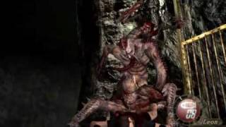 getlinkyoutube.com-Resident Evil 4 Ryona - Claire, Ashley, Ada