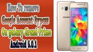 Remove/Delete/Bypass All Samsung Google Account Lock (FRP) ᴴᴰ / Grand Prime New 2018