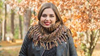 getlinkyoutube.com-Chal pequeno con flecos tejido a crochet 01