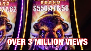 getlinkyoutube.com-Buffalo Grand Slot Super Jackpot Handpay -Biggest Buffalo Win on YouTube -