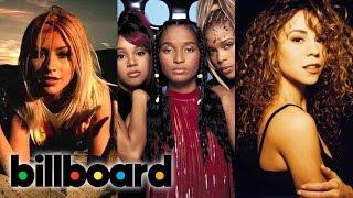getlinkyoutube.com-Billboard Hot 100 - Top 100 Best Songs Of 1990's