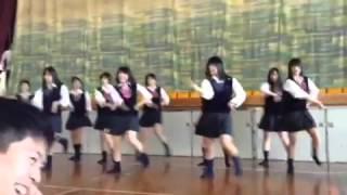 2014年 九産 文化祭有志 『teamナラタク』