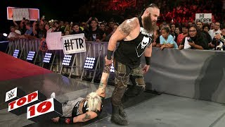 Top 10 Raw moments: WWE Top 10, September 18, 2017