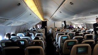 getlinkyoutube.com-[Tripreport ]Chicago-London Heathrow-Hannover ✈ British Airways Boeing 777-300ER+A319