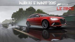 getlinkyoutube.com-Forza Motorsport 6 Audi RS6 Avant 2015 Gameplay HD 1080p