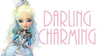 getlinkyoutube.com-Darling Charming Doll Repaint [EVER AFTER HIGH]