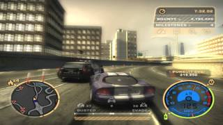 getlinkyoutube.com-Need for Speed: Most Wanted (2005) Heavy SUV Chase