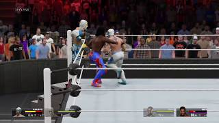 getlinkyoutube.com-WWE 2K15 lucha dragon vs new day