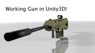 getlinkyoutube.com-How to Make a Gun Shoot in Unity