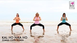getlinkyoutube.com-Kal Ho Naa Ho - Zumba Cool Down