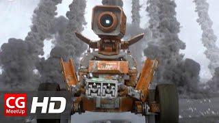 "CGI 3D Animated Short Film HD: ""Planet Unknown Short Film"" by Shawn Wang"