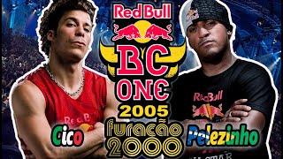 getlinkyoutube.com-Pelezinho vs. Cico - Red Bull BC One 2005 - V. Furacão 2000