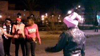 getlinkyoutube.com-Girls Fighting In Chicago