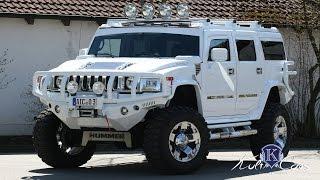 """getlinkyoutube.com-Hummer H2 Minotaurus Supercharger """"MONSTER TRUCK"""" - 1.Ausfahrt"""