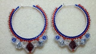 getlinkyoutube.com-Haute Hoop Earrings