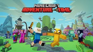 Minecraft - Adventure Time mashup pack