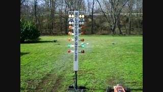 getlinkyoutube.com-No Limit Rc of Maryland timing system / drag tree testing