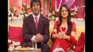 getlinkyoutube.com-Rambo With Sahiba in Good Morning Pakistan p1.mp4