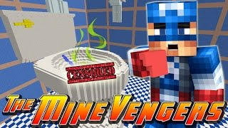 Minecraft MineVengers -THE DROPPER!!!