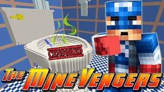 getlinkyoutube.com-Minecraft MineVengers -THE DROPPER!!!