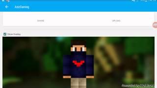 getlinkyoutube.com-Minecraft PE # Skin yapma # Programli
