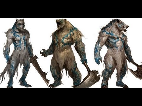 Guild Wars 2: Norn Race Trailer
