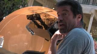 getlinkyoutube.com-The Cyclinder Reef Tank, LA Fishguys, Episode 157, part 3