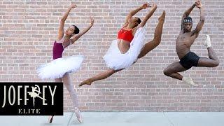 Ballet Competition - Part 2   JOFFREY ELITE EP 7