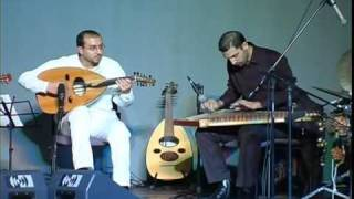 getlinkyoutube.com-Tequila wasim odeh watar ensemble