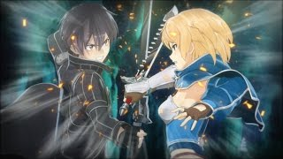 getlinkyoutube.com-Sword Art Online Re: Hollow Fragment Cutscenes