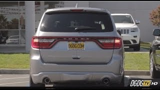 getlinkyoutube.com-2014 Dodge Durango Test Drive Review | Off The Lot