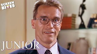 "getlinkyoutube.com-Junior - Arnold Schwarzenegger Danny DeVito ""Take it back!"" OFFICIAL HD VIDEO"