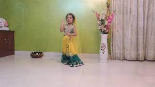 getlinkyoutube.com-Maiya Yashoda Dance by Sheryl