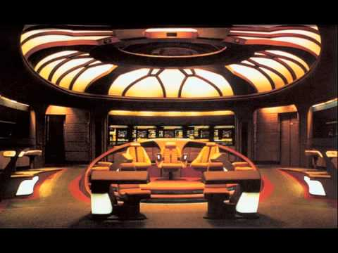 Star Trek: TNG USS-Enterprise D Bridge Background Ambience