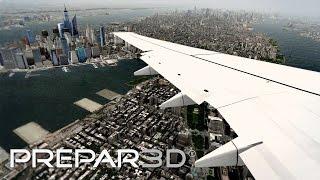 Prepar3D v3.2 - NEXT FLIGHT SIMULATOR 2016 [Max Realism]