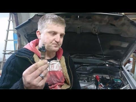 Проверка форсунок Honda Cr-V