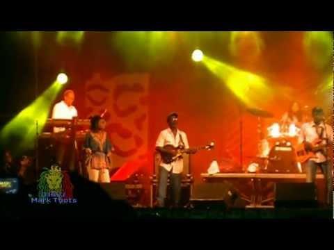 Lloyd Parks & Fabiana Rasta (Maranhão Roots Reggae Festival 2012) by Dj&Vj Mark Toots