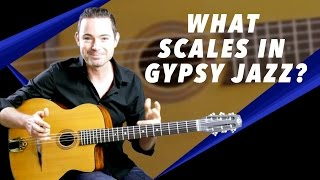 getlinkyoutube.com-Gypsy Jazz Secrets - What Scales To Use In Gypsy Jazz? - Gypsy Jazz Guitar Secrets