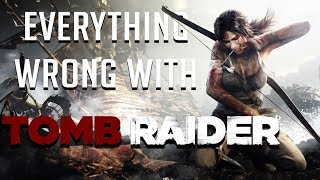getlinkyoutube.com-GamingSins: Everything Wrong with Tomb Raider (2013)