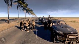 getlinkyoutube.com-جهاز مكافحة الارهاب عملية تحرير الرمادي ارما 3 | HD ARMA 3