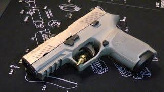 getlinkyoutube.com-Sig Sauer P320 in 9mm