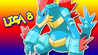 getlinkyoutube.com-Minecraft: LIGA 8 #9 - A NOVA MEGA EVOLUÇÃO!! :O - Pixelmon