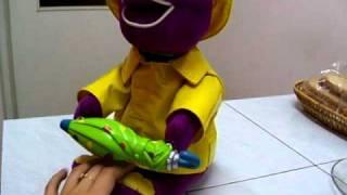 Barney fisher price