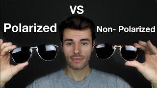 Polarized vs Non Polarized Sunglasses