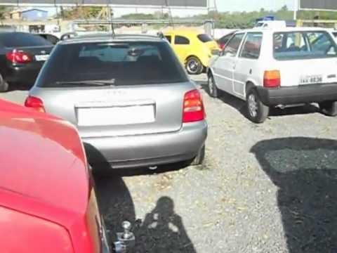 Carros Acidentados em Sapucaia do Sul