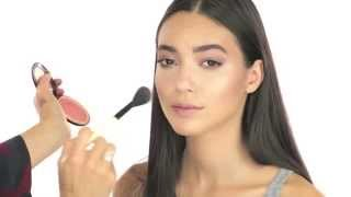 getlinkyoutube.com-Makeup Look I did on Megan Fox for the Kid's Choice Awards 2014 | Monika Blunder