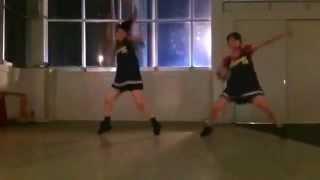 getlinkyoutube.com-Hip Hop Dance Boom Clap/Charli XCX 【空女】mariinana