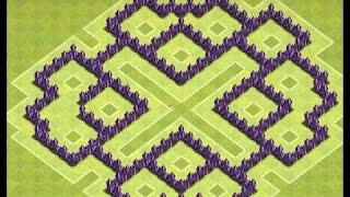 getlinkyoutube.com-كلاش اوف كلانس: تصميم قرية لفل 7 لحفظ الموارد