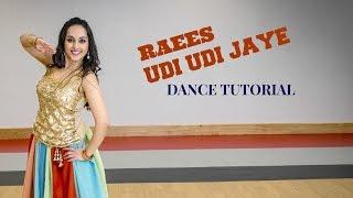 getlinkyoutube.com-UDI UDI JAYE | RAEES | BOLLYWOOD DANCE TUTORIAL| Shah Rukh Khan & Mahira Khan |