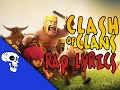 Clash of Clans Rap LYRIC VIDEO by JT Machinima - My Castle Stands